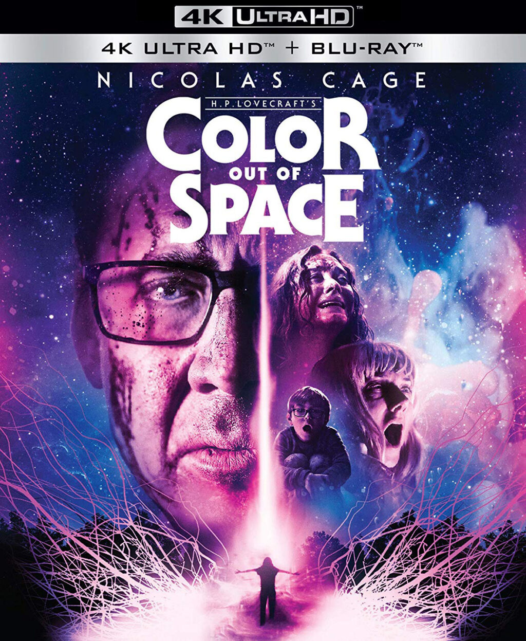 Color Out of Space Blu ray 1024x1247 - Contest: Win a Copy of COLOR OUT OF SPACE on 4K UHD/BD
