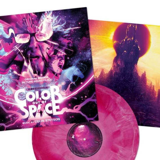 Color Out of Space Sountrack 550x550 - News