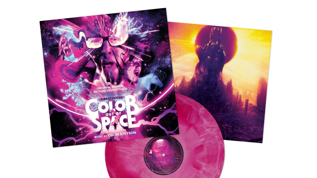 Color Out of Space Sountrack - Waxwork Releasing COLOR OUT OF SPACE Vinyl Soundtrack; Pre-Order Tomorrow