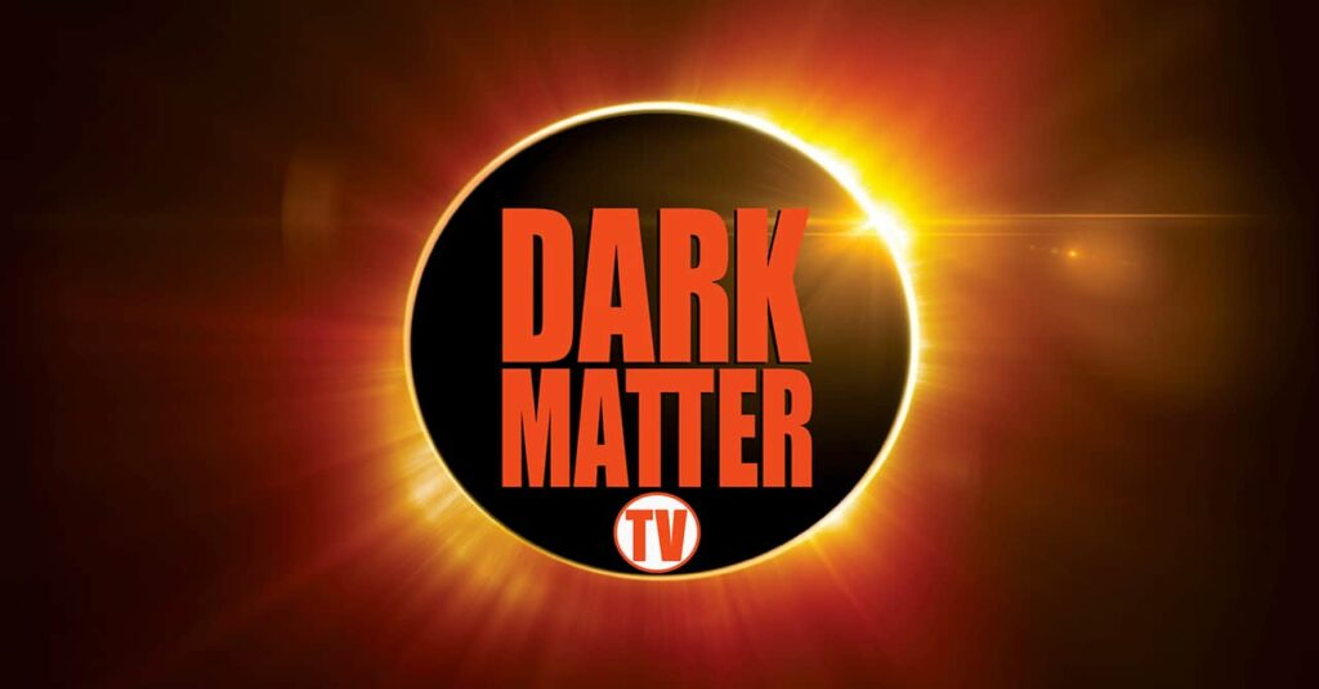 DRKMATTER APP TV 1280x720 1024x576 - B. HARRISON SMITH JOINS THE DARK SIDE AS DARKMATTER TV'S 1st BRAND AMBASSADOR