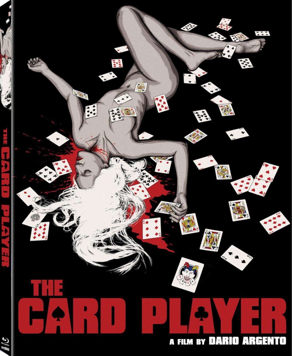 Dari oArgento THE CARD PLAYER Blu ray 1024x1250 - Dario Argento's THE CARD PLAYER & THE PHANTOM OF THE OPERA Now Available on Blu-ray