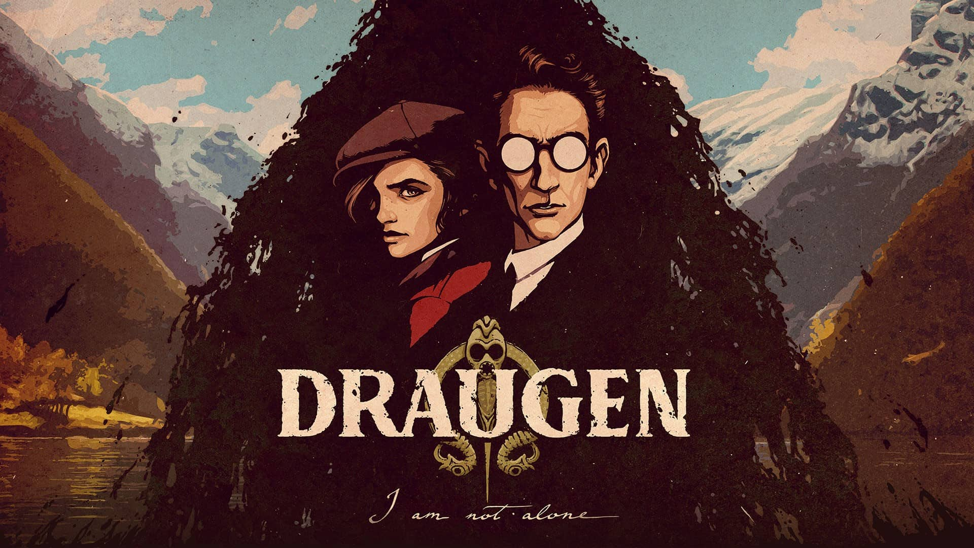 Draugen - SLOW-BURN THRILLER DRAUGEN COMING TO CONSOLES FEBRUARY 21ST