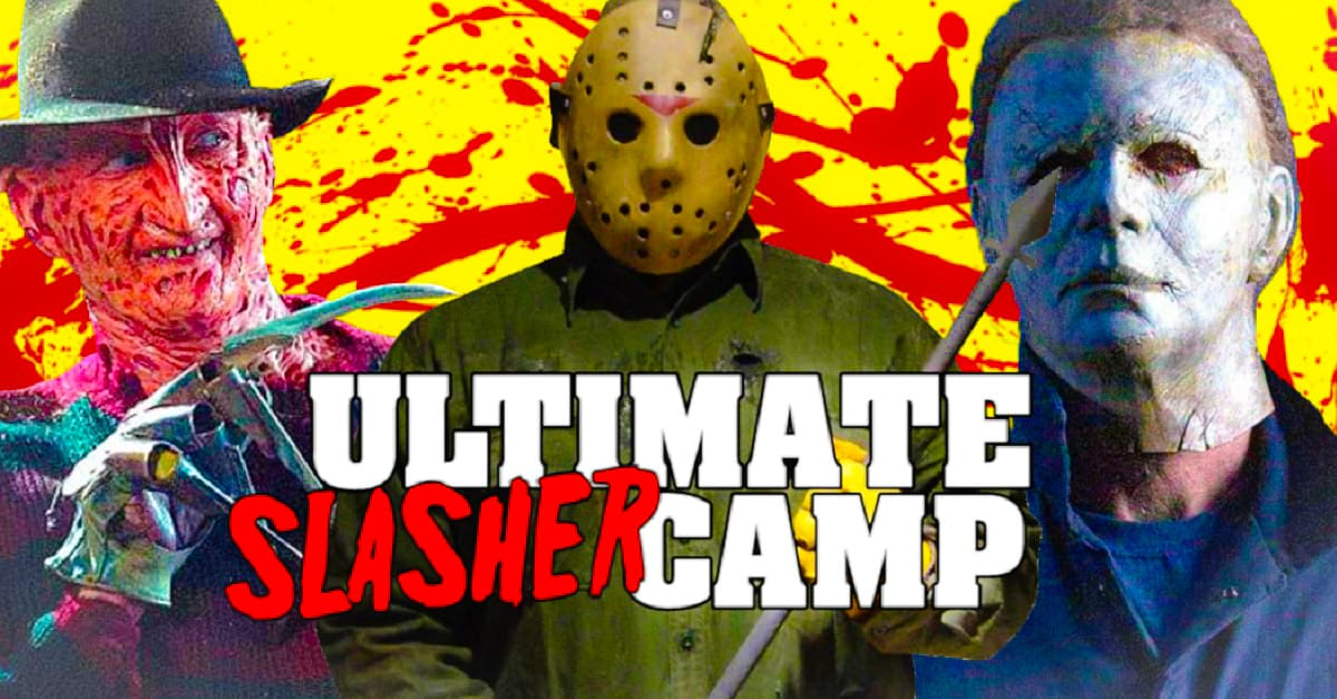 Exclusive The Ultimate Slasher Survival Camp is Coming HD 2 - Exclusive: The Ultimate Slasher Survival Camp is Coming!