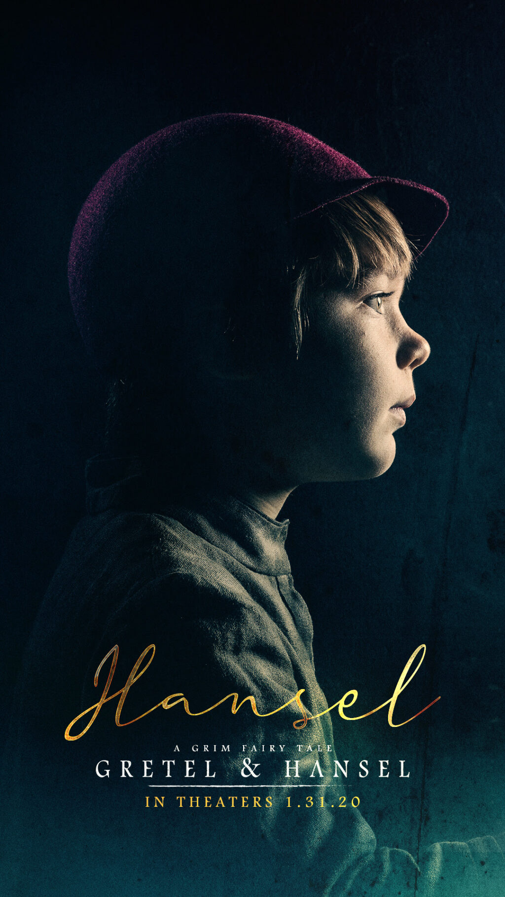 GH 2 1024x1820 - Check Out this Quartet of New Character Posters for GRETEL & HANSEL