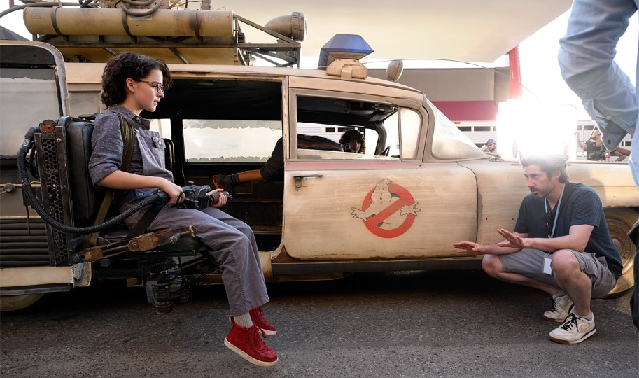 Ghostbusters Afterlife new pic 2 - Bill Murray Praises GHOSTBUSTERS: AFTERLIFE
