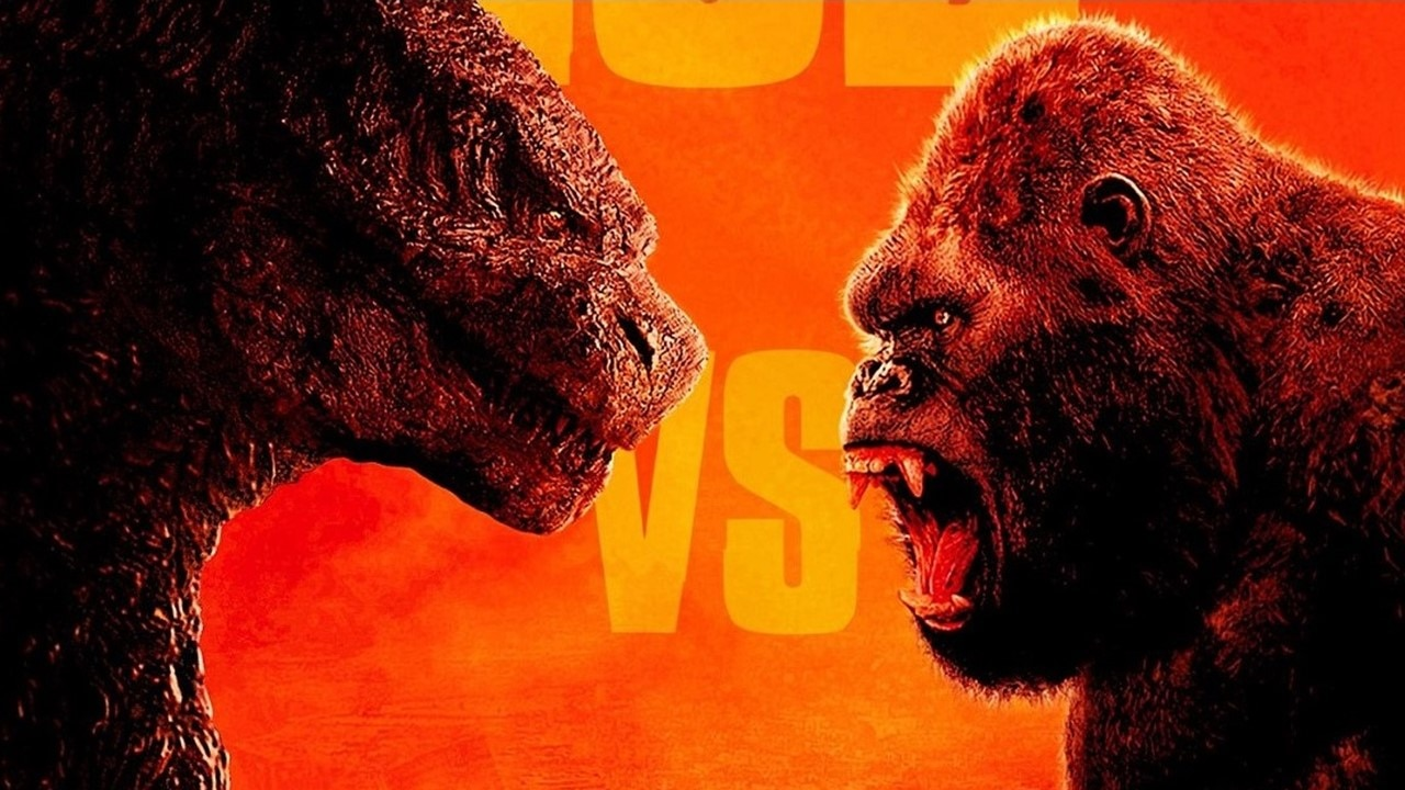 Godzilla vs Kong Banner - Adam Wingard Says GODZILLA VS KONG Is In The Home Stretch