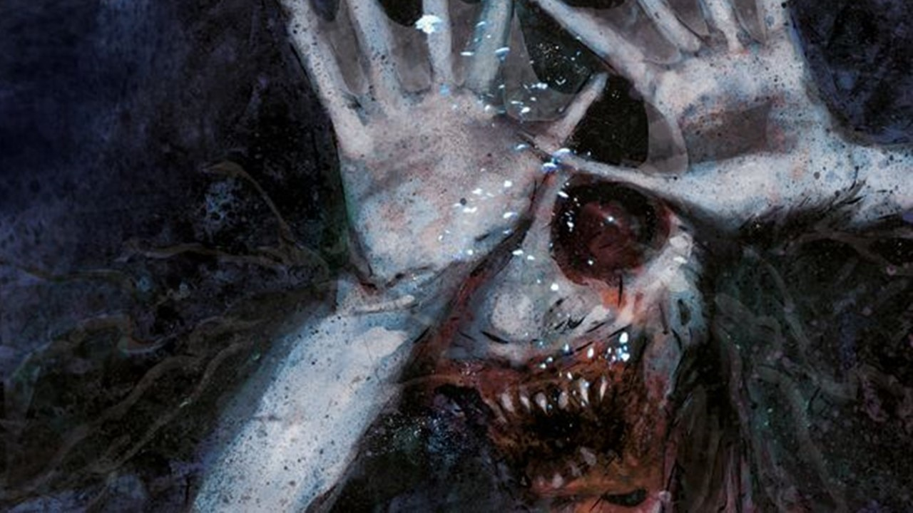 Hag Banner - Official Preview Pages from HAG #1 from American Gothic Press