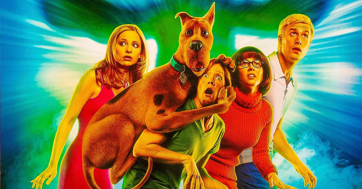 James Gunn Confirms SCOBBY DOO 2002 Was Meant To Be PG 13 - James Gunn Confirms SCOOBY-DOO Was Meant To Be PG-13