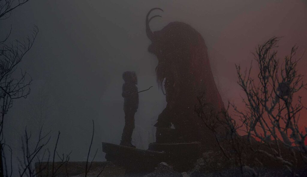 Krampus 1024x590 - Dread X: DEATHCEMBER Director Dominic Saxl's Top 10 Christmas Horror Movies