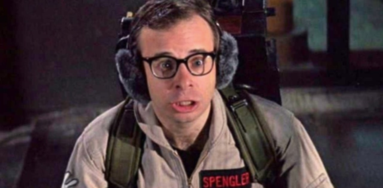 LAME RICK MORANIS 100 NOT RETURNING IN GHOSTBUSTERS AFTERLIFE - Confirmed: Rick Moranis Sitting Out GHOSTBUSTERS: AFTERLIFE
