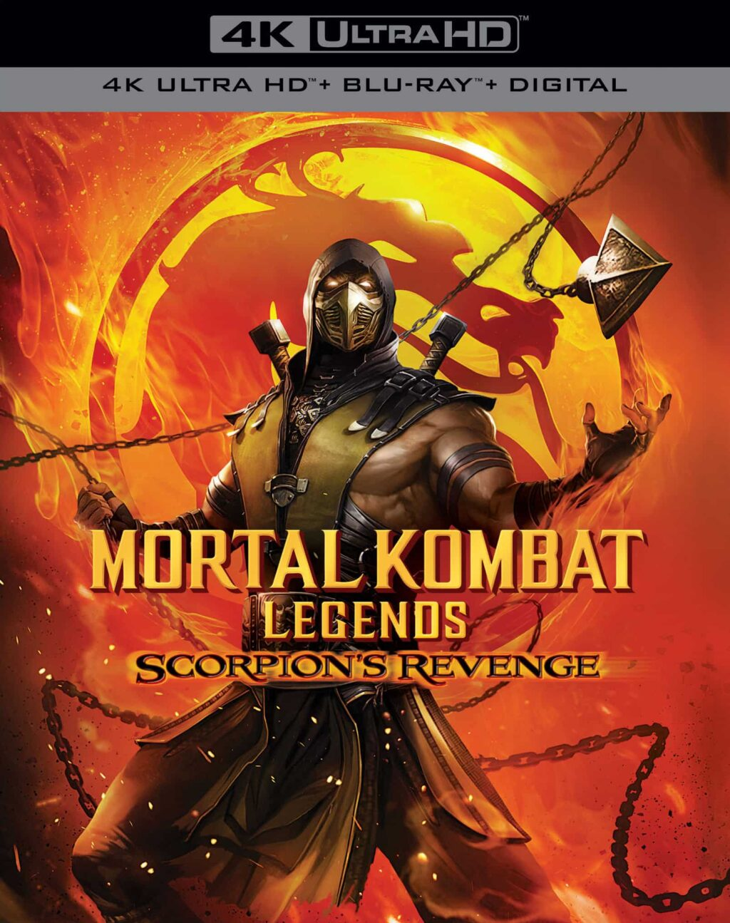 MORTAL KOMBAT LEGENDS SCORPION'S REVENGE 1024x1295 - R-Rated MORTAL KOMBAT Animated Movie Slaughters Blu-ray 4/28