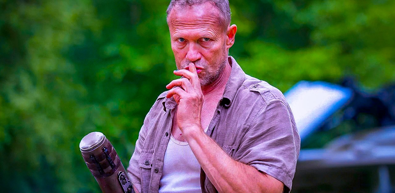 "Michael Rooker Says THE WALKING DEAD Killed Him Off Becuase AMC Was Cheap - THE WALKING DEAD Killed Off Michael Rooker Because AMC Was ""Very Cheap"""
