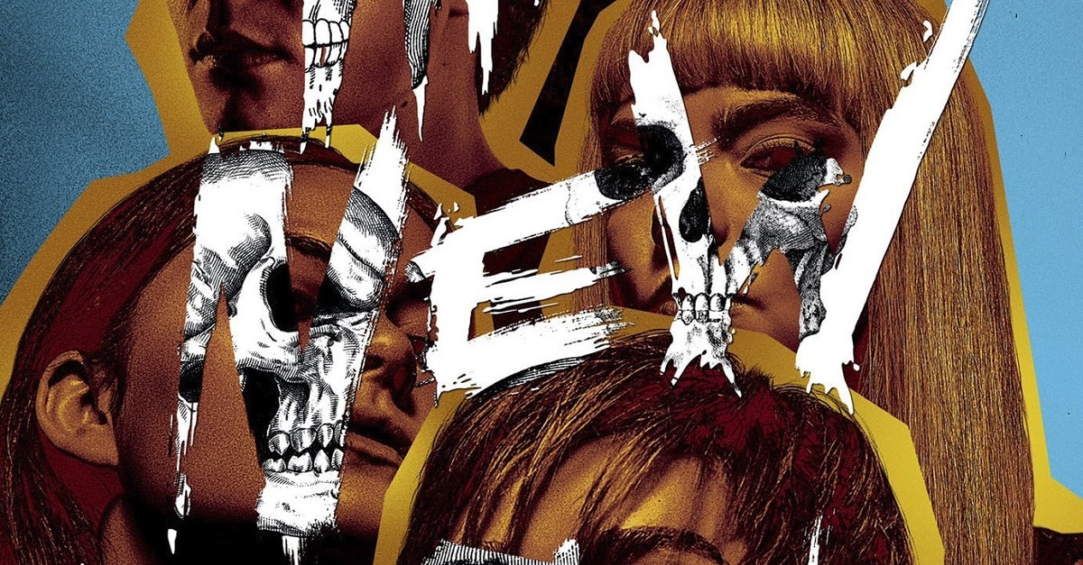 New THE NEW MUTNATS Poster HD - THE NEW MUTANTS Get Killer New Poster