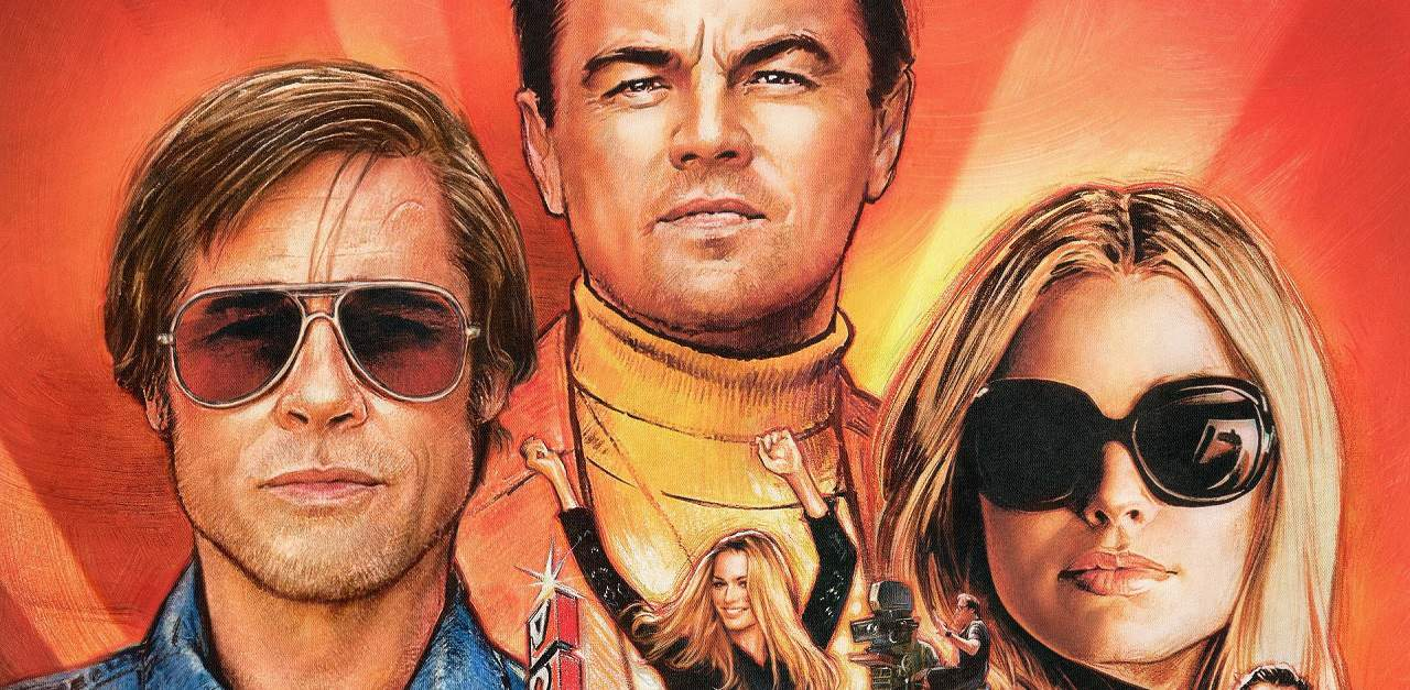 ONCE UPON A TIME IN HOLLYWOOD 4 Hour Cut Probably Coming Next Year - ONCE UPON A TIME IN HOLLYWOOD 4-Hour Cut 'Probably' Coming Next Year