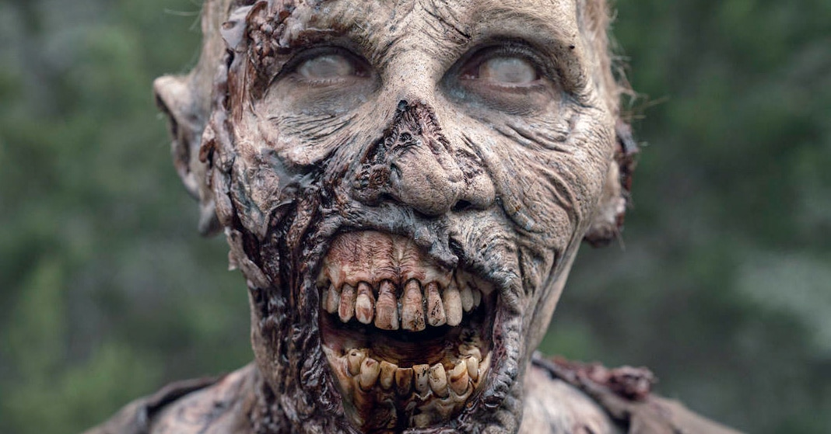 Robert Kirkman Explains What Created Zombies in THE WALKING DEAD - Robert Kirkman Finally Explains What Caused THE WALKING DEAD