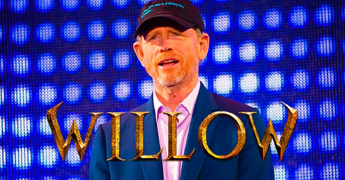 Ron Howard WILLOW HD - Original WILLOW Director Ron Howard Talks Disney+ Series