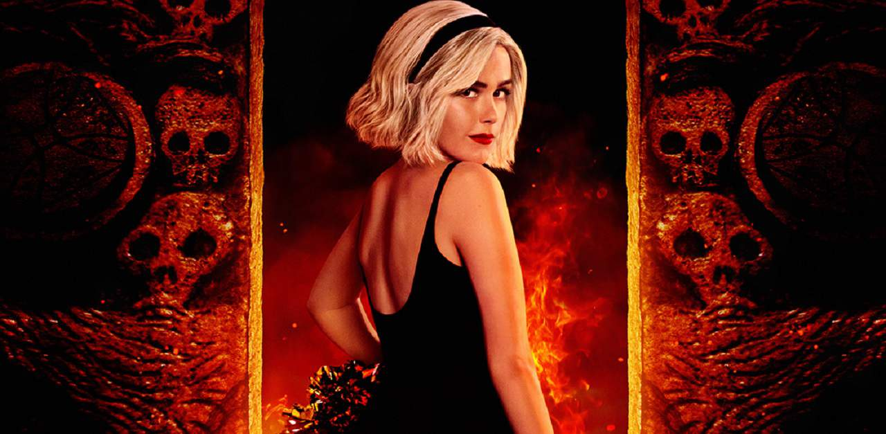 Sabrina 3 trailer - Trailer: CHILLING ADVENTURES OF SABRINA Part 3 Goes To Hell