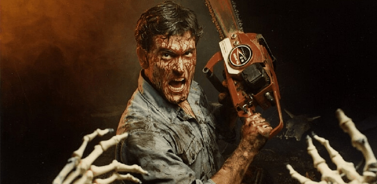 Sam Raimi Wants To Direct New EVIL DEAD Movie With Bruce Campbell - Sam Raimi Wants To Direct EVIL DEAD 4 With Bruce Campbell