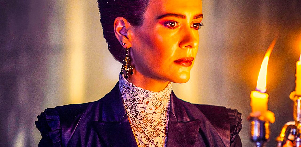 Sarah Paulson Returns For AMERICAN HORROR STORY Season 10 edited - Sarah Paulson Back In AMERICAN HORROR STORY Season 10