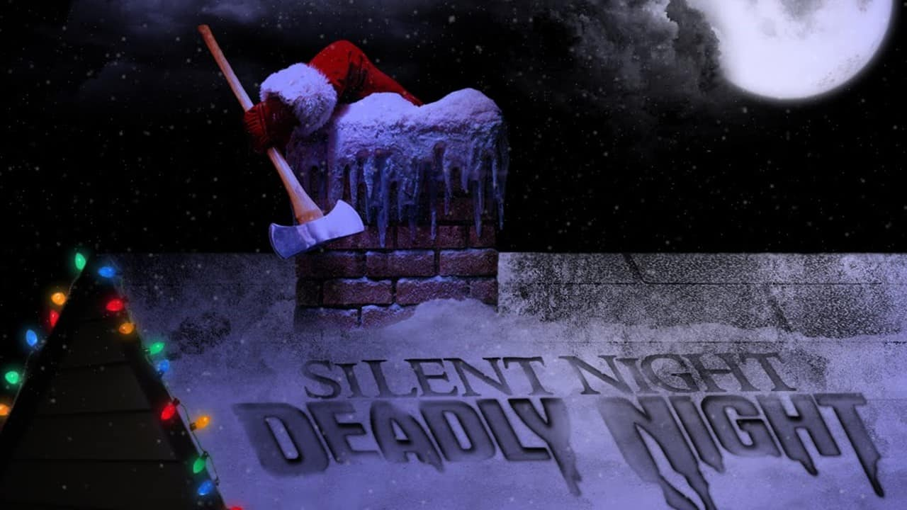 Silent Night Banner - Dread X: DEATHCEMBER Director Dominic Saxl's Top 10 Christmas Horror Movies