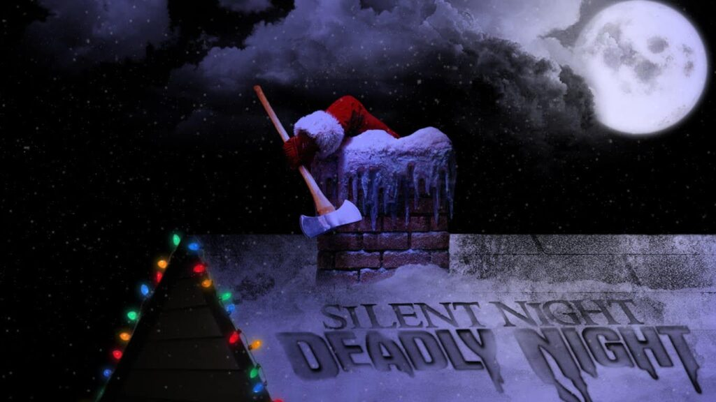 Silent Night Deadly Night 1024x576 - Dread X: DEATHCEMBER Director Dominic Saxl's Top 10 Christmas Horror Movies
