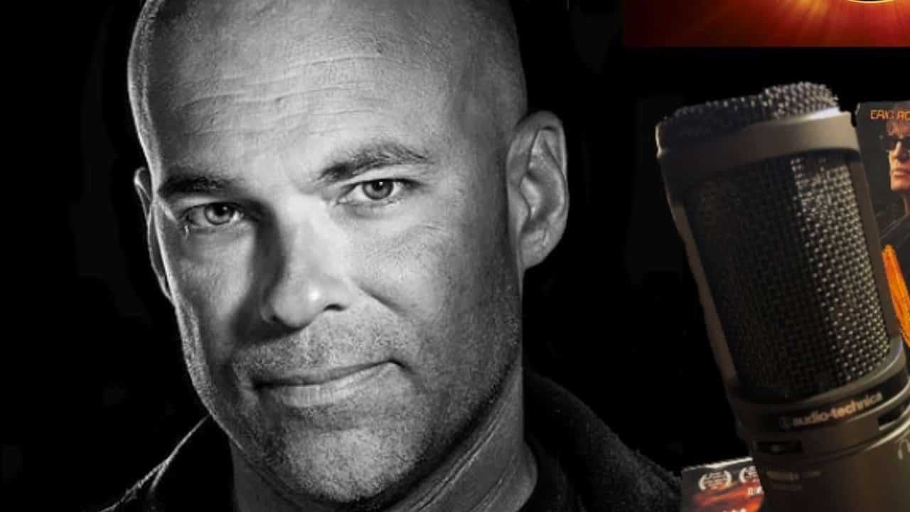 Smith Banner - B. HARRISON SMITH JOINS THE DARK SIDE AS DARKMATTER TV'S 1st BRAND AMBASSADOR
