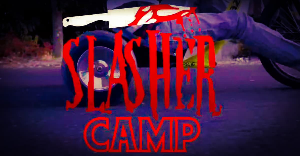 Survive Slasher Camp PROMO HD - Video: Ultimate Survival Slasher Camp Unleashes Killer Promo