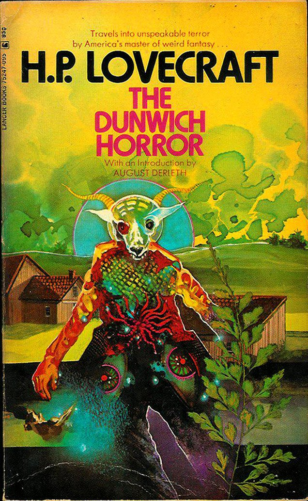 THE DUNWICH HORROR - Richard Stanley Will Direct New Take on H.P. Lovecraft's THE DUNWICH HORROR