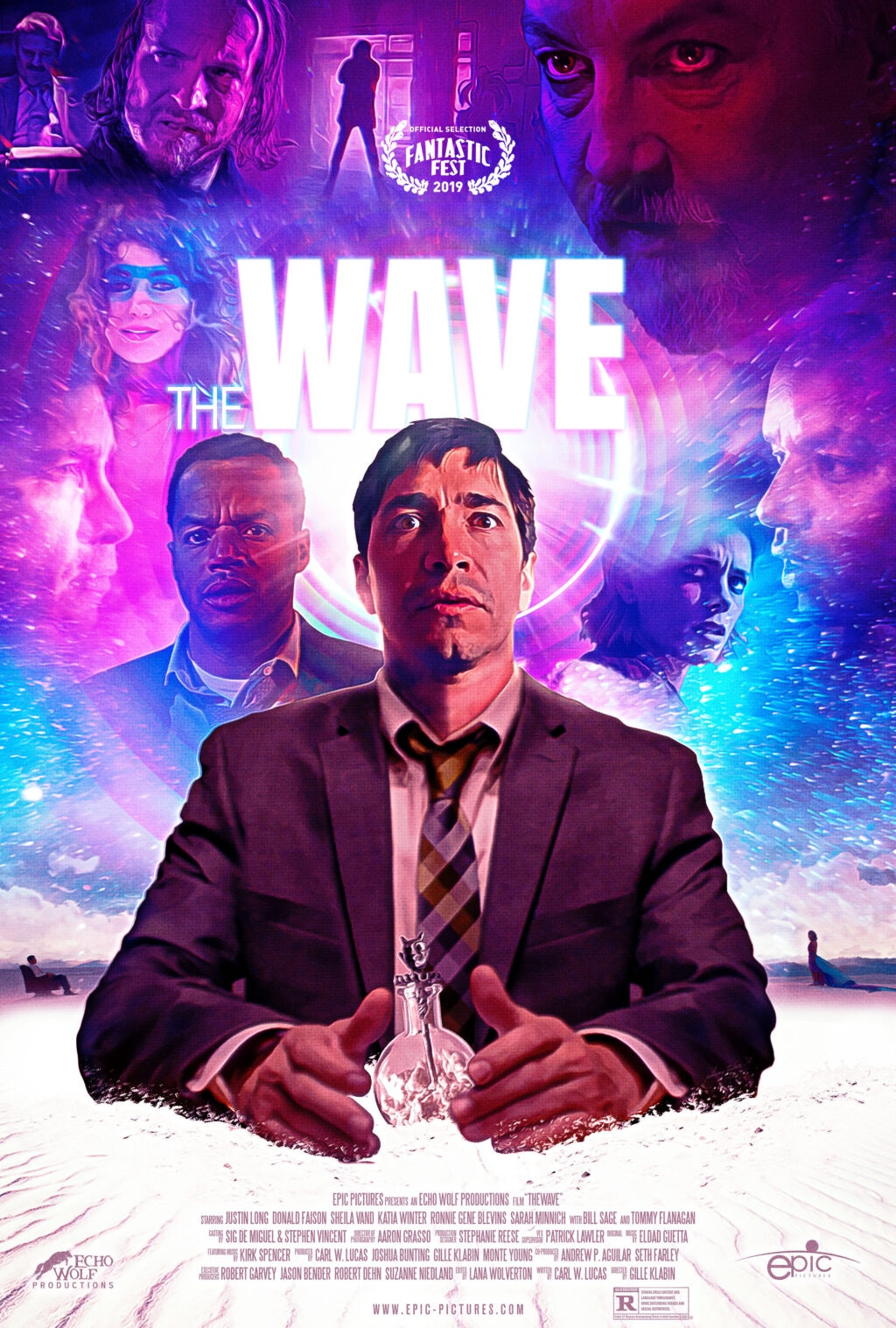 THE WAVE poster 1024x1517 - The Wave is Now in Select Theaters & VOD; Blu-ray 2/11