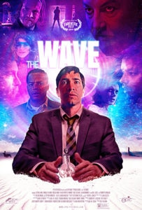 THE WAVE poster 203x300 - Interview: Justin Long on His Character's Vibrant, Hallucinogenic Journey in THE WAVE