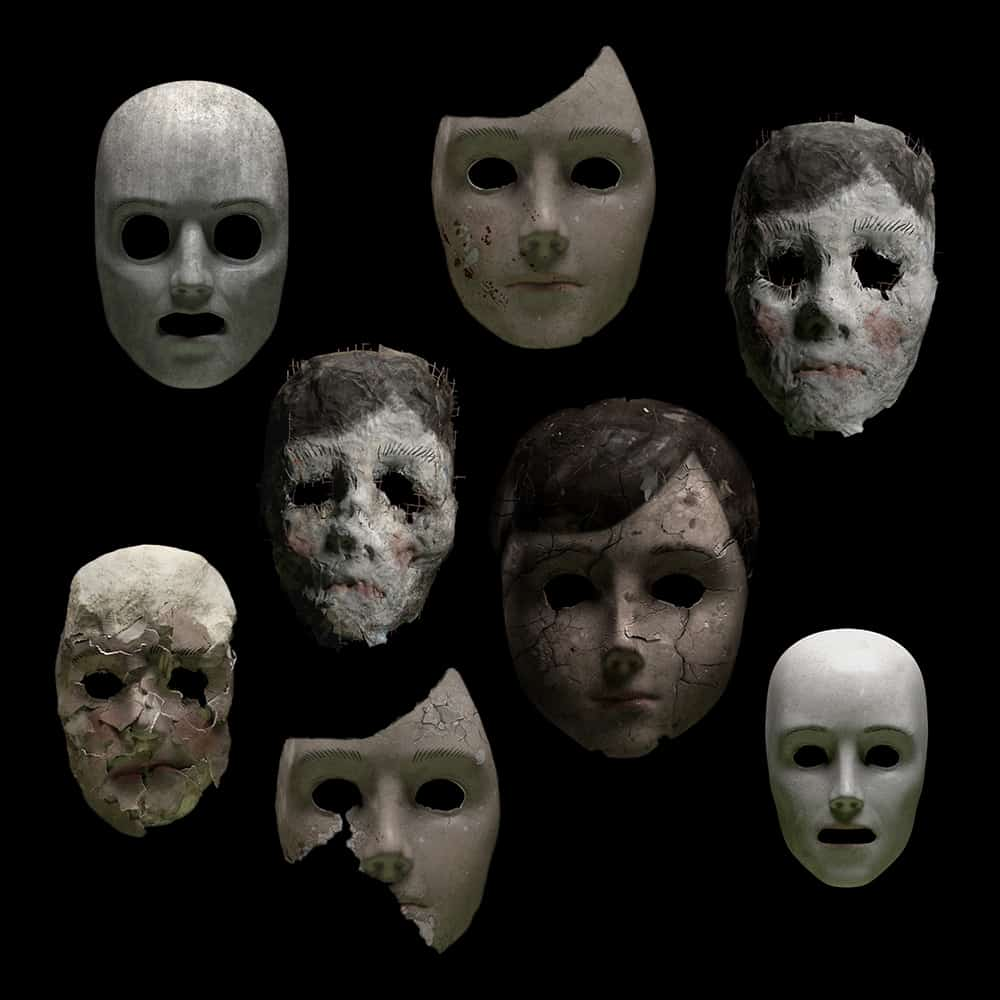 The Boy Mask Concepts - Learn About the Mask in THE BOY and Check Out an Exclusive Photo From BRAHMS: THE BOY 2