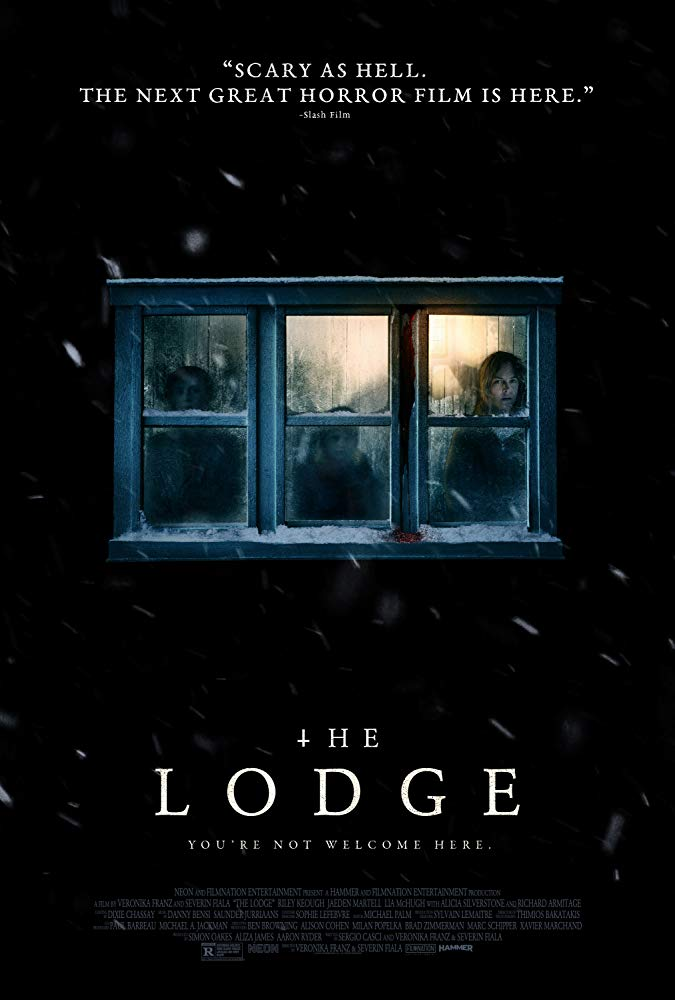 The Lodge Poster - Trailer: THE LODGE from the Directors of GOODNIGHT MOMMY