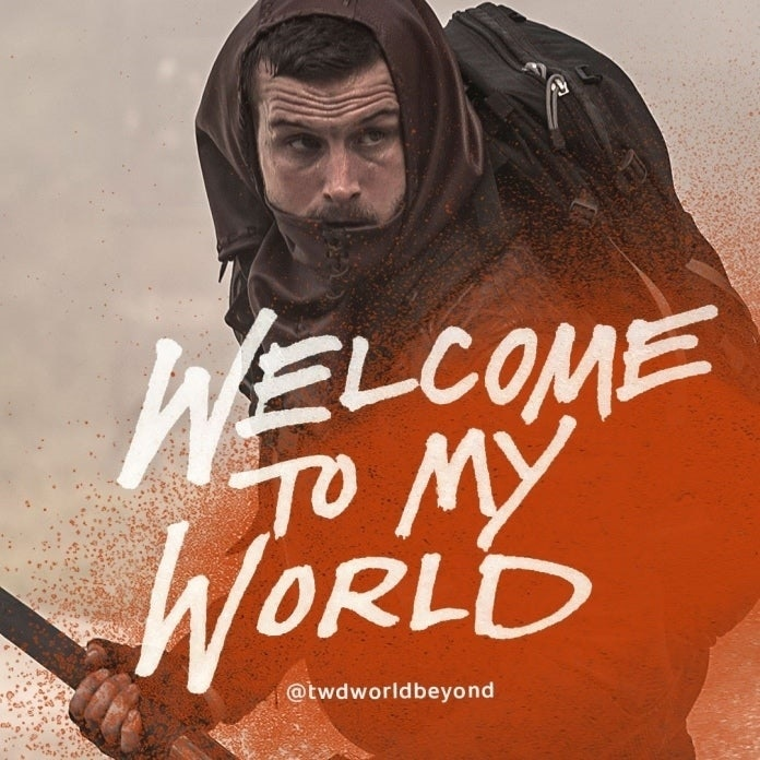 The Walking Dead World Beyond POSTER - THE WALKING DEAD: WORLD BEYOND Will Only Run 2 Seasons?