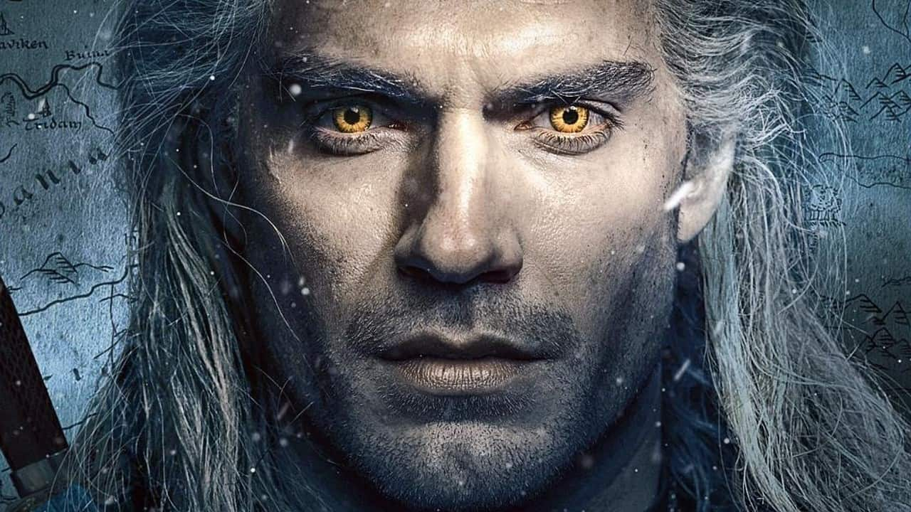 Witcher Banner - VIDEO: Netflix's THE WITCHER Gets 90's VHS Treatment