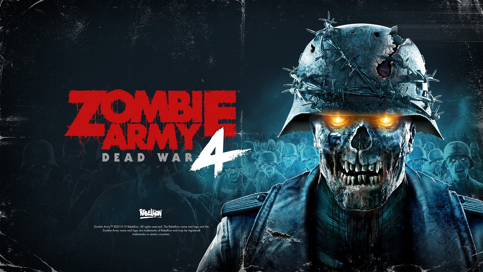 Zombie Army 4 - ZOMBIE ARMY 4: DEAD WAR HANDS-ON FIRST LOOK – A SMORGASBORD OF GORE AND GUNPLAY