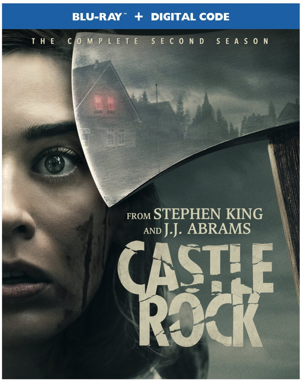 castle rock the complete second season 1024x1294 - Hulu Has Not Made Any Decisions About CASTLE ROCK 3