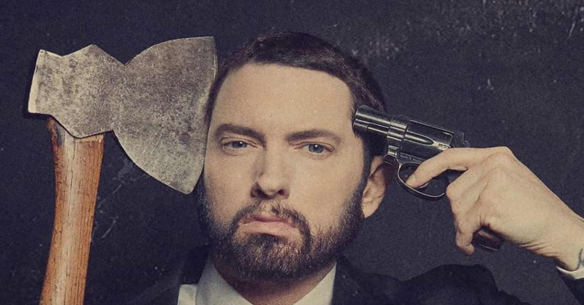 enimen godzilla 1 - Eminem Breaks A Record With His New GODZILLA Song