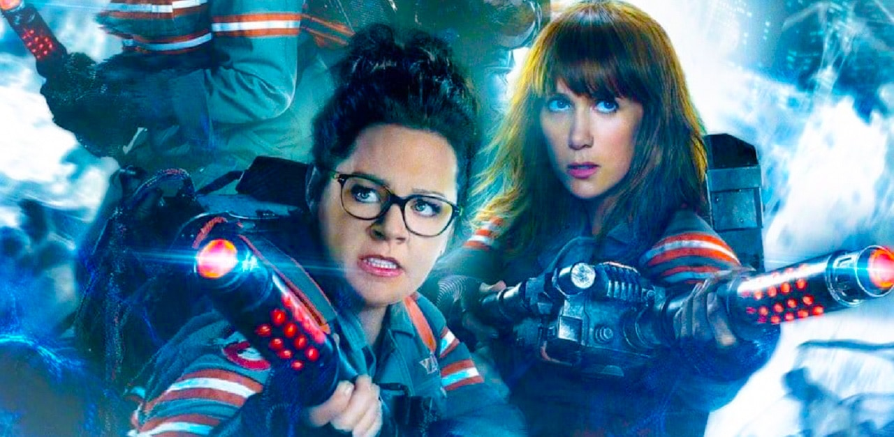 ghostbusters 2016 edited - Paul Feig Wants GHOSTBUSTERS Crossover Movie