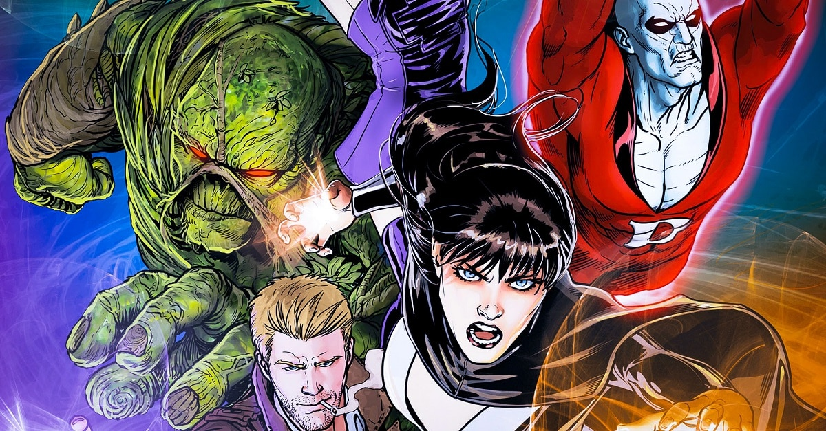 justice league dark cover edited - Bad Robot Developing JUSTICE LEAGUE DARK Movie & TV Show!