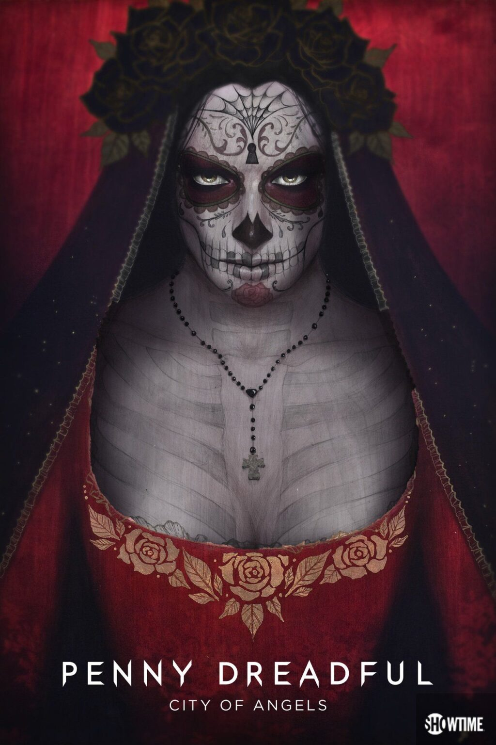 penny dreadful city of angels poster DC 1024x1536 - PENNY DREADFUL: CITY OF ANGELS Trailer Reveals April Premiere