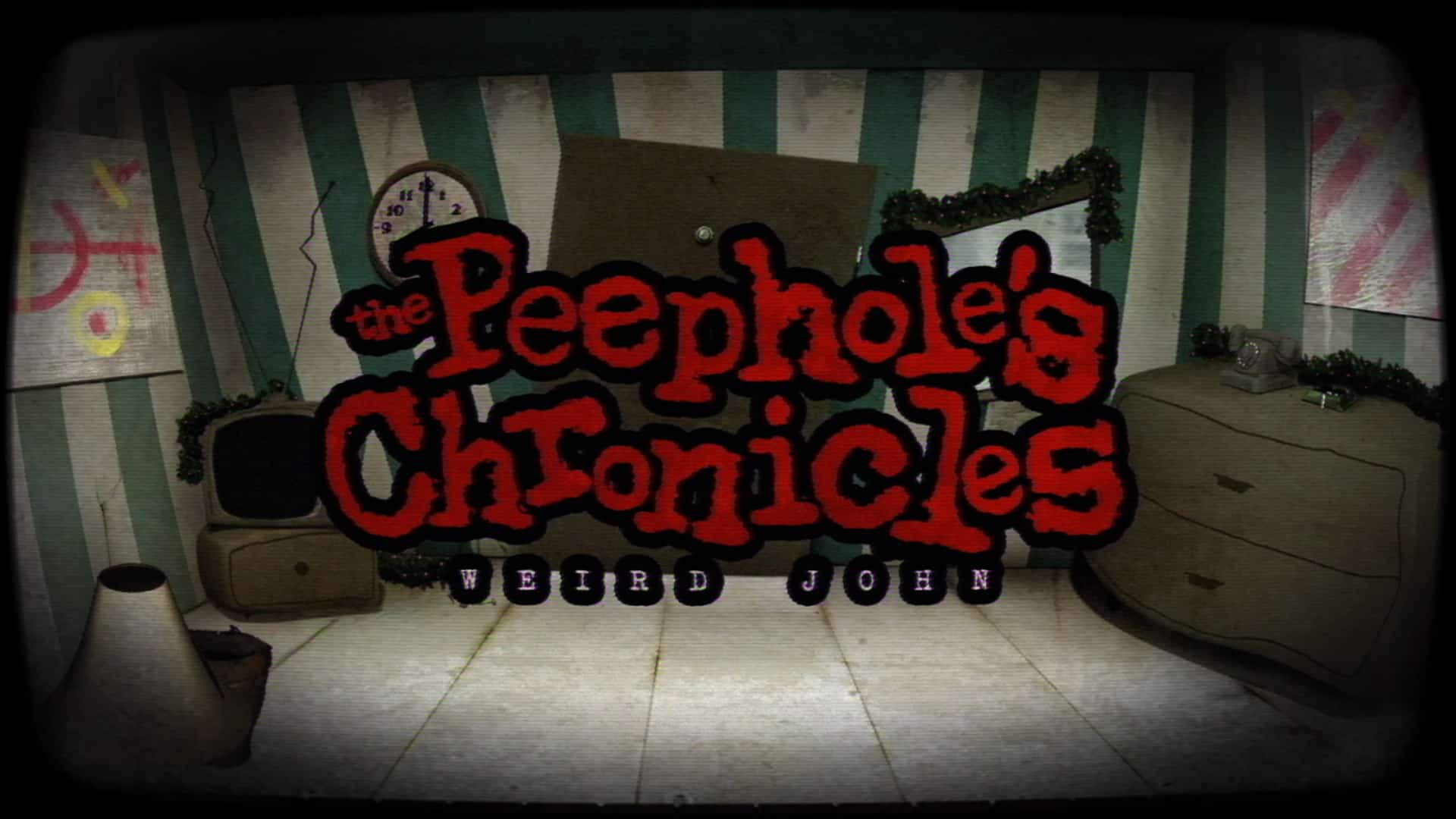 stanza logo - ULTRA-INDIE SPOTLIGHT SUNDAYS: THE PEEPHOLE'S CHRONICLES: WEIRD JOHN