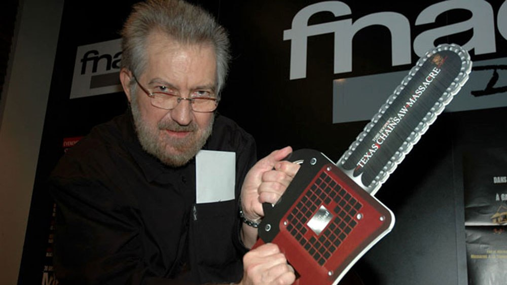 tobe hooper rip - This Day in Horror: Happy Birthday Tobe Hooper