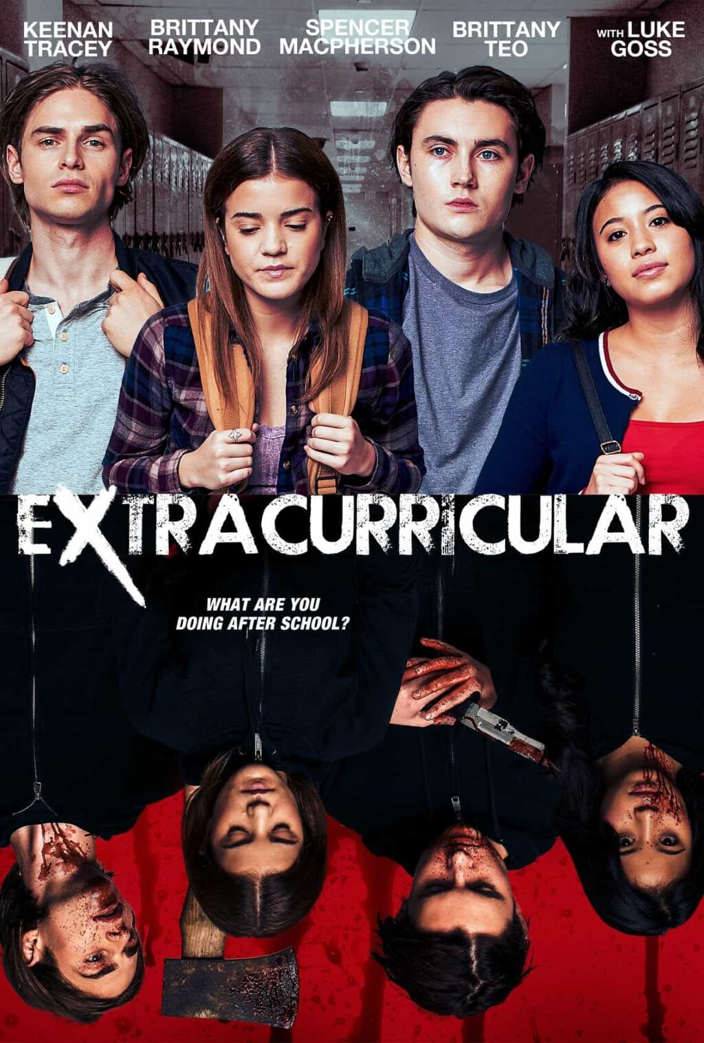 unnamed 9 1024x1516 - Trailer: Murdering Teens Rampage in EXTRACURRICULAR