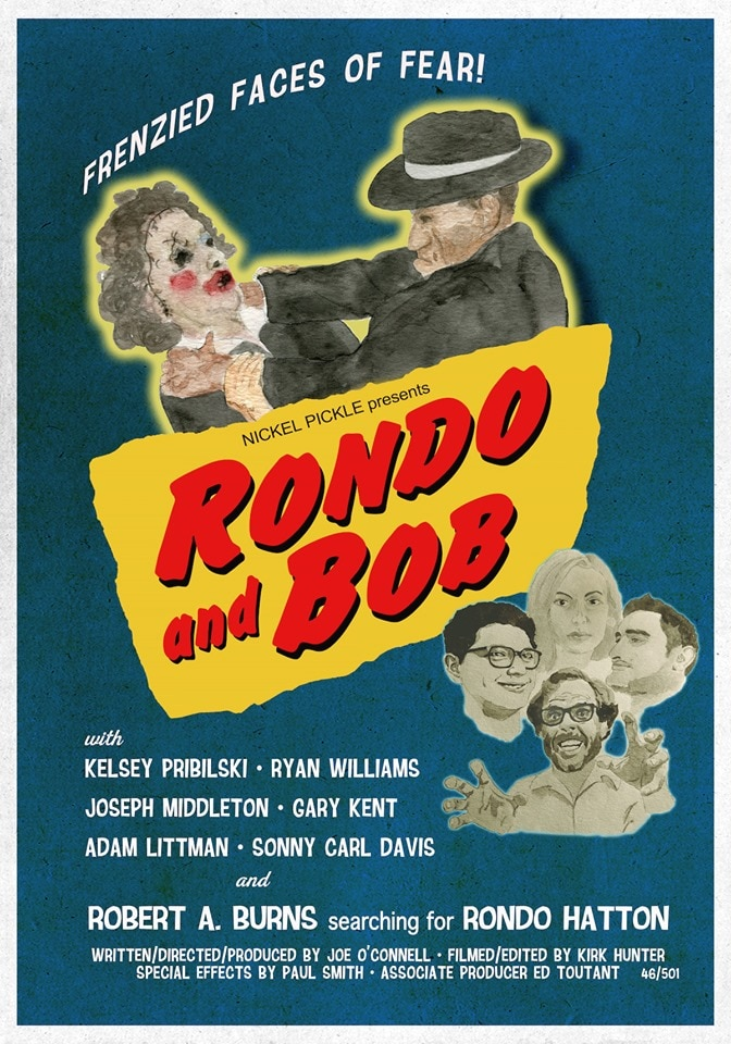 84311256 832560910593674 7412265898150461440 n - Trailer: Documentary RONDO AND BOB Explores Films & Lives of Robert Burns and Rondo Hatton