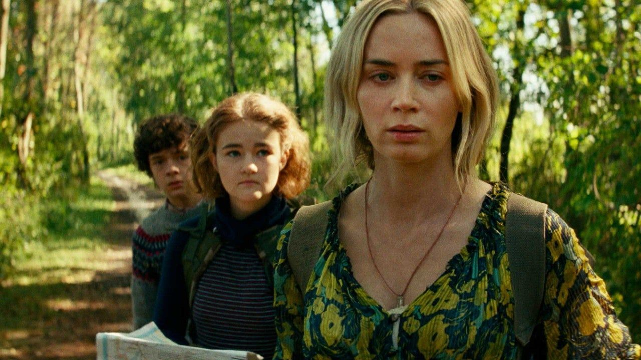 A Quiet Place 2 Banner - This Day in Horror: Happy Birthday Emily Blunt