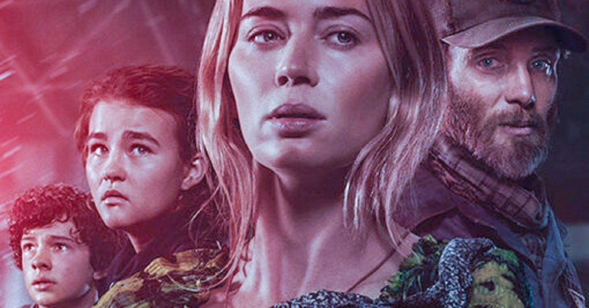 A Quiet Place 2 Poster 3 edited - New A QUIET PLACE PART II Posters Warn Silence Is Not Enough