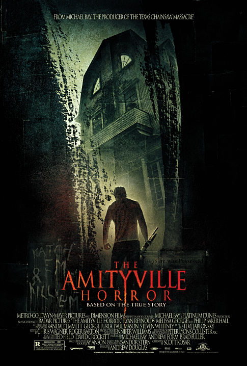 """Amityville Horror Poster - A Love Letter to """"Irresponsible"""" Parents"""