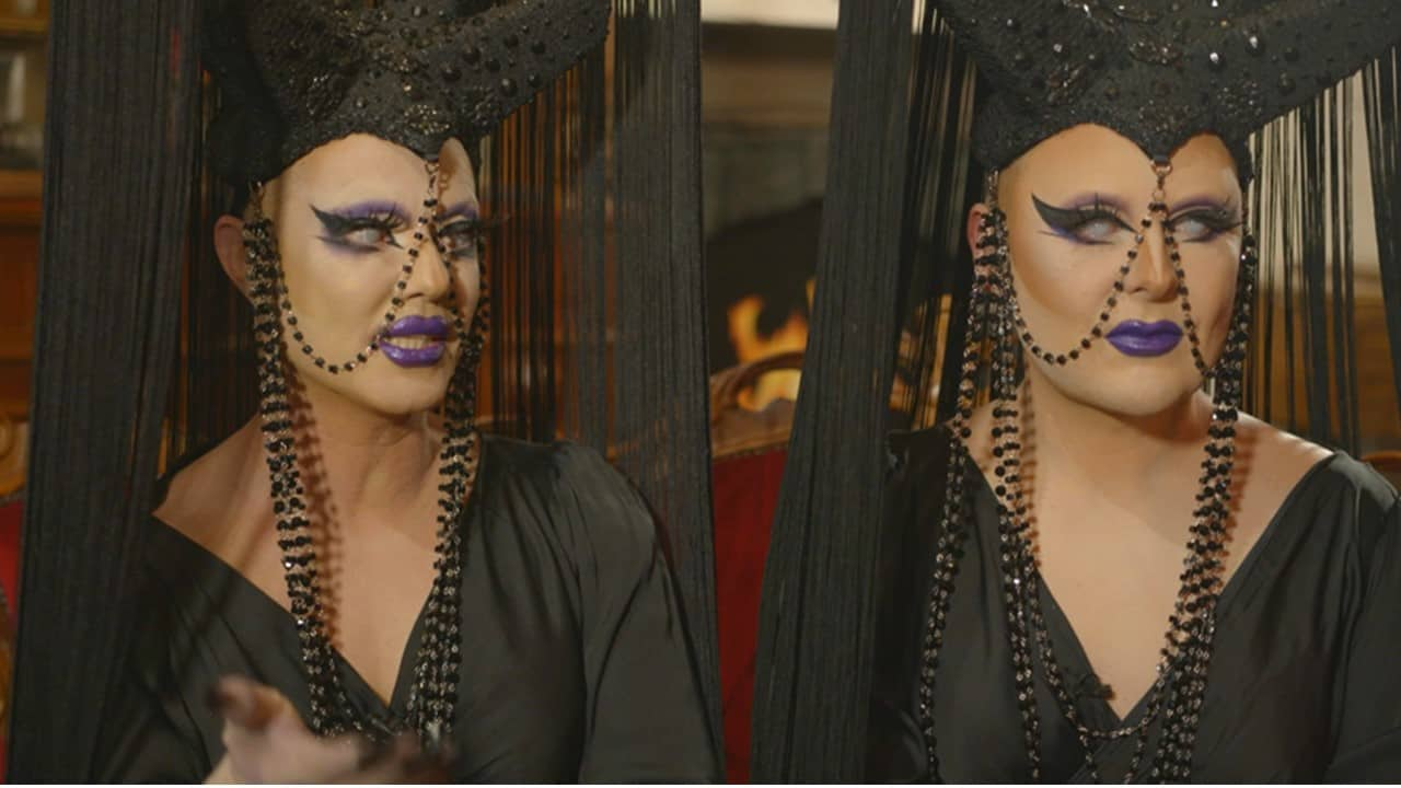 Boulet Brothers on Haus of Horror - HAUS OF HORROR Episode 1: Vanessa Decker Meets Drag Icons The Boulet Brothers