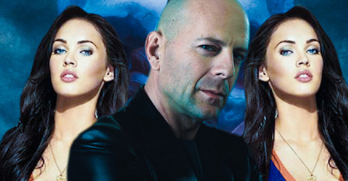 Bruce Willis Megan Fox Search for Serial Killer In MIDNIGHT IN THE SWITCHGRASS edited - Bruce Willis & Megan Fox Search for Serial Killer In MIDNIGHT IN THE SWITCHGRASS