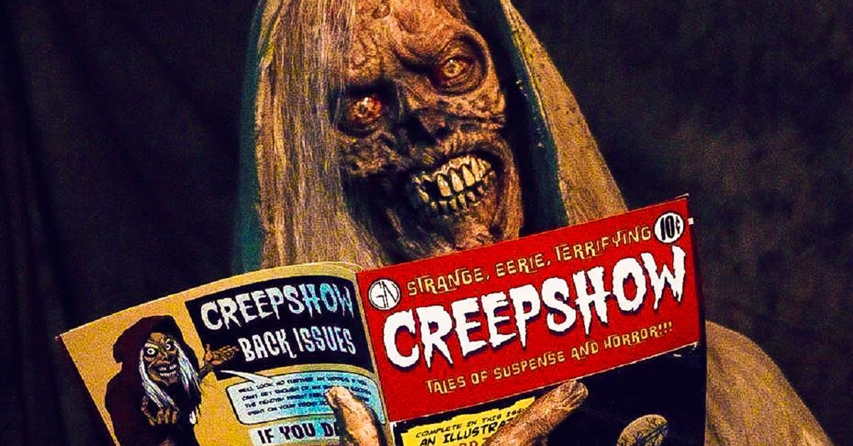 CREEPSHOW Season 2 Begins Filming Next Month - CREEPSHOW Season 2 Begins Filming Next Month